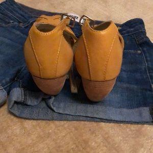 Seychelles Shoes - SEYCHELLES WEDGE SANDAL. WORN TWICE